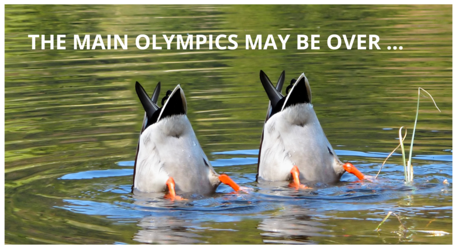 Newsletter 15_The main Olympics may be over …
